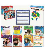 Carson-Dellosa Common Core Math & Language Arts Grade 4 Kit