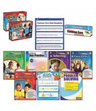Carson-Dellosa Common Core Math & Language Arts Grade 5 Kit