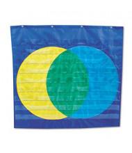 """Carson-Dellosa 34-1/2"""" x 32"""" 9-Pocket Venn Diagram Chart"""