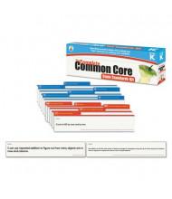 Carson-Dellosa Common Core Language Arts & Math Grade K Pocket Chart Cards