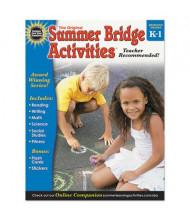 Carson-Dellosa Summer Bridge Activities Grades K-1 Workbook, 160 Pages