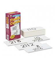 "Carson-Dellosa Division Facts 0-12 Flash Cards, 3"" x 6"", 93/Pack"