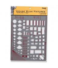 Chartpak Architect & Builder Symbols Template