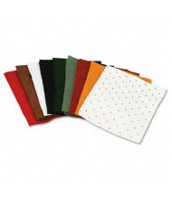 "Chenille Kraft 9"" x 12"" Felt Sheet Pack, Assorted Colors, 30/Pack"