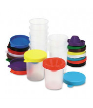 Creativity Street No-Spill Paint Cups, 10/Set