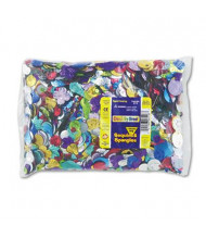 Creativity Street 1 lbs Sequins & Spangles Classroom Pack, Assorted Metallic Colors