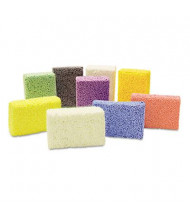 Creativity Street Squishy Foam Classpack, Assorted, 36 Blocks