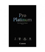 "Canon Pro Platinum 13"" X 19"", 80lb, 10-Sheets, High-Gloss Photo Paper"
