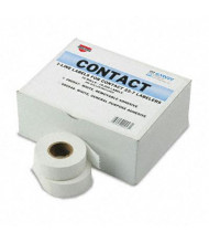 "Garvey 7/16"" x 13/16"" One-Line Removable Pricemarker Labels, White, 19200/Box"