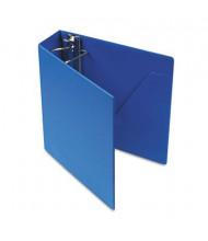 """Cardinal 3"""" Capacity 8-1/2"""" X 11"""" SuperStrength Slant-D Non-View Binder, Blue"""
