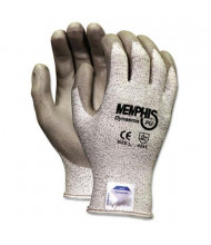 MCR Safety Memphis Dyneema X-Large Polyurethane Work Gloves, White/Gray
