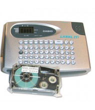 Casio KL60SR Compact EZ-Label Label-it! Label Maker Kit