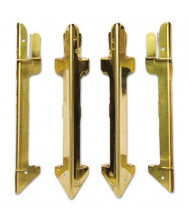 Carver 4 Brass Stacking Posts