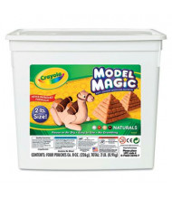 Crayola 2 lbs Model Magic Modeling Compound, Natural