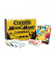 Crayola 1 oz Model Magic Modeling Compound, Assorted, 75/Pack