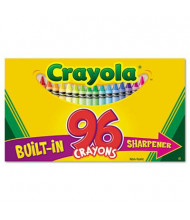 Crayola Classic Color Pack Crayons, 96-Colors