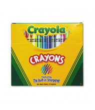 Crayola Classic Color Pack Crayons, 64-Colors