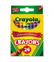 Crayola Classic Color Pack Crayons, 24-Colors