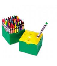Crayola Classpack Regular Crayon Caddies, 64-Colors, 832-Crayons