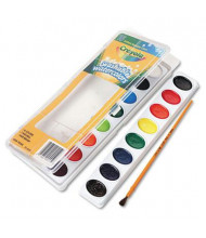 Crayola 16-Color Washable Watercolor Paint