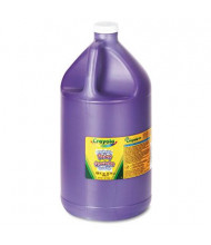 Crayola 1-Gallon Washable Paint Bottle, Violet