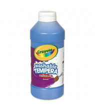 Crayola Artista II 16 oz Washable Tempera Paint, Blue