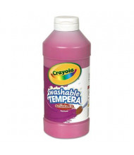 Crayola Artista II 16 oz Washable Tempera Paint, Magenta