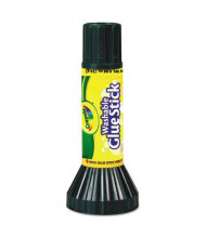 Crayola .9 oz Washable Glue Sticks, 12/Pack