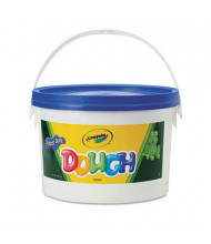Crayola 3 lbs Modeling Dough Bucket, Blue