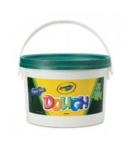 Crayola 3 lbs Modeling Dough Bucket, Green