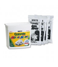 Crayola Model Magic Modeling Compound, White, 4/Pack