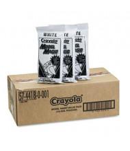 Crayola 8 oz Model Magic Modeling Compound, White, 12/Pack