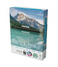"Domtar EarthChoice 8-1/2"" x 11"", 20lb, 5000-Sheets, Office Paper"