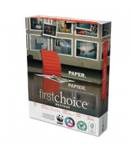"Domtar First Choice 8-1/2"" X 11"", 24lb, 5000-Sheets, MultiUse Premium Copy Paper"