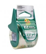 "Duck EZ Start Premium Packaging Tape Dispenser, 1.5"" Core"