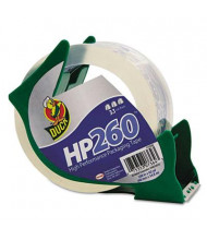 "Duck HP260 Packaging Tape with Dispenser, 3"" Core"