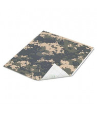 "DuckTape 8 1/2"" x 10"" Tape Sheets, Digital Camo, 6/Pack"
