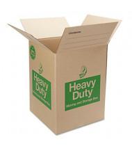 "Duck 18"" x 18"" x 24"" Heavy Duty Cardboard Shipping Box"