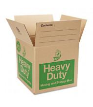 "Duck 16"" x 16"" x 15"" Heavy Duty Cardboard Shipping Box"
