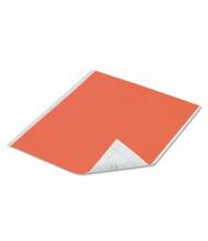 "DuckTape 8 1/2"" x 10"" Tape Sheets, Orange, 6/Pack"