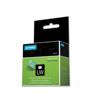 """Dymo LabelWriter 30277 9/16"""" x 3-7/16"""" 2-Up File Folder Labels, White, 260/Pack"""