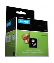 """Dymo LabelWriter 30323 2-1/8"""" x 4"""" Shipping Labels, White, 220/Pack"""