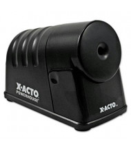 X-Acto PowerHouse Electric Pencil Sharpener, Black