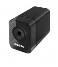 X-Acto XLR Electric Pencil Sharpener, Black