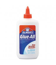 Elmer's 7.625 oz Glue-All White Repositionable Glue Bottle