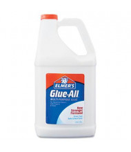 Elmer's 1 Gallon Glue-All White Repositional Glue Jug