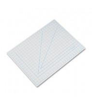 "X-Acto X7762 18"" x 24"" PVC Self-Heaing Cutting Mat, Grey"