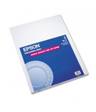 "Epson 17"" X 22"", 27lb, 100-Sheets, Matte Presentation Paper"
