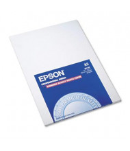 "Epson 11-3/4"" X 16-1/2"", 68lb, 20-Sheets, High-Gloss Photo Paper"