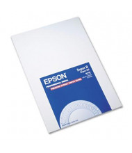 "Epson 13"" X 19"", 68lb, 20-Sheets, High-Gloss Photo Paper"